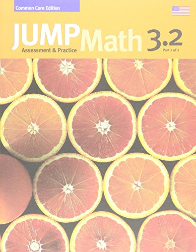 JUMP Math AP Book 3.2: US Common Core Edition