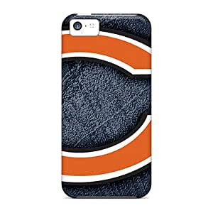 High Grade BillCM Flexible Tpu Case For Iphone 5c - Chicago Bears