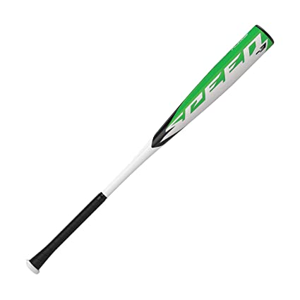 EASTON Speed -3 BBCOR Baseball Bat | 2019 | 1 Piece Aluminum | ALX50 Alloy  | Cushioned FLEX Grip | 2 5/8