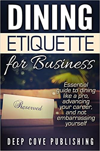 Dining Etiquette for Business