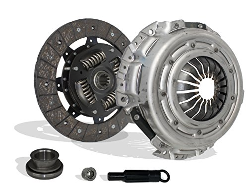 Clutch Kit Works With Ford Mustang Coupe Convertible 2-Door 1994-2004 3.8L 3.9L V6 GAS OHV Naturally Aspirated ()