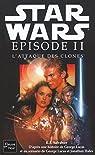 Star Wars, tome 49 : Episode II, L'Attaque des clones par Salvatore