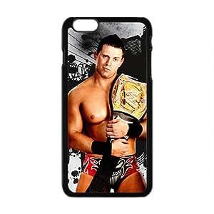 Happy WWE World Wrestling Black Phone Case for Iphone6 plus