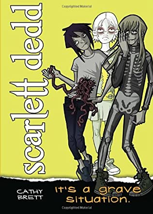 book cover of Scarlett Dedd