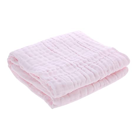 Docooler - Toalla de baño para bebé Manta Super Suave, Absorbente de Agua, algodón