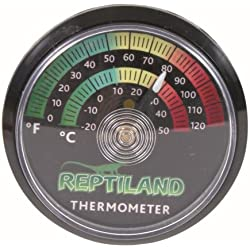 Trixie Thermometer, Analogue - For Precise Monitoring Of The Temperature In A