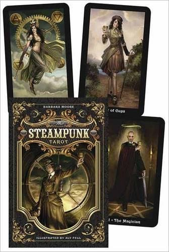 Pdf Spirituality The Steampunk Tarot