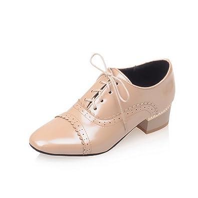 Chaussures Adeesu jaunes femme eS8g99F