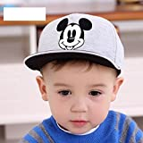 PerfectPrice 2018 New Spring Summer Carton Children Basebal Cap Boys Sun Hat Toddler Kids Hat Caps Size : M : 50CM for 2-3 Years