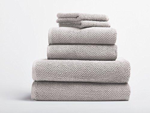 Coyuchi Organic Air Weight Oversized Hand Towel