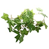SODIAL(R) 9ft Artificial Fake Faux Ivy Vine Plant Garland Wedding new