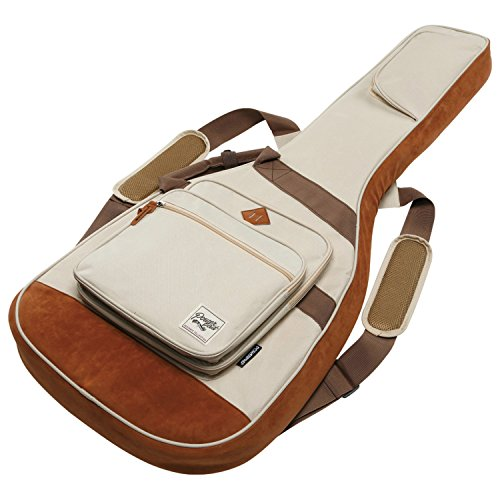 Ibanez IAB541MGN POWERPAD Acoustic Guitar Bag, Moss Green