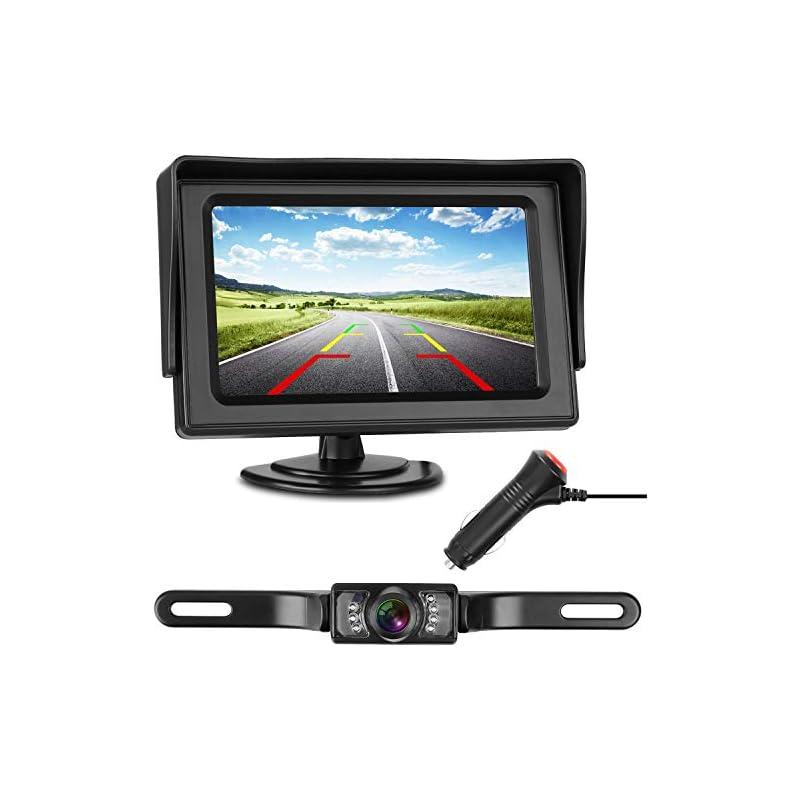 iStrong Backup Camera and Monitor Kit Wi