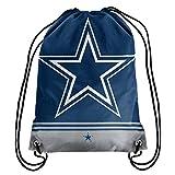 Dallas Cowboys Big Logo Drawstring Backpack