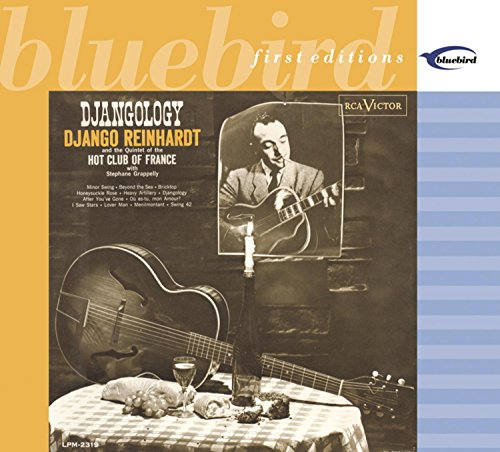 CD : Django Reinhardt - Djangology (Bonus Tracks, Remastered)