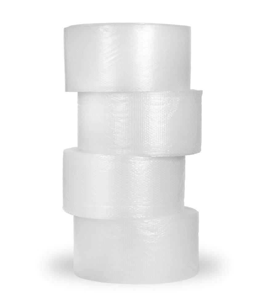 Bubble Wrap (3/16-Inch Bubble, 48-Inch by 300-Foot, Perforated Every 12-Inches, 4 Rolls at 12-Inches)
