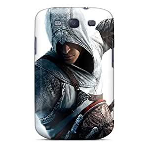 Fashionable DGlrI15929cdveG Galaxy S3 Case Cover For Assassins Creed Game Protective Case