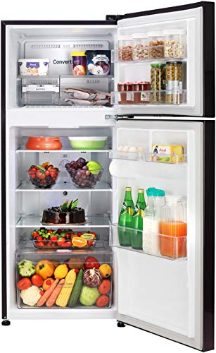LG 260 L 2 Star Smart Inverter Frost-Free Double Door Refrigerator (GL-S292DPDY, Purple Dazzle, Convertible) 2021 August Frost Free Refrigerator: Auto defrost function to prevent ice-build up Capacity 260 L: Suitable for families with 2 to 3 members or bachelors Energy Rating: 2 Star