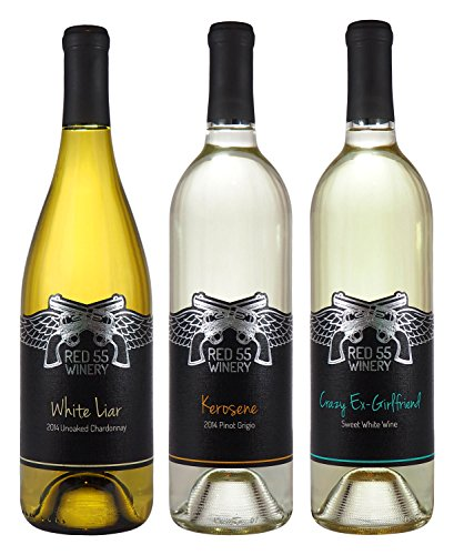 Miranda Lambert White Pistol Mixed Wines Pack, 3 x 750 ml