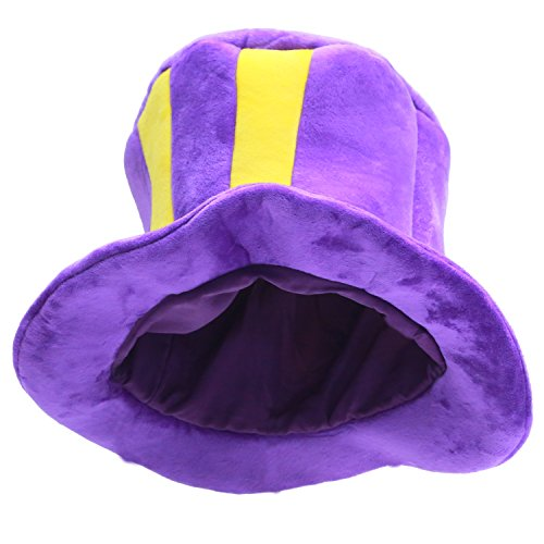 [XCOSER® Cute LOL Caitlyn Hats Plush Toys Props for Haloween Costume] (Caitlyn Cosplay Costume)