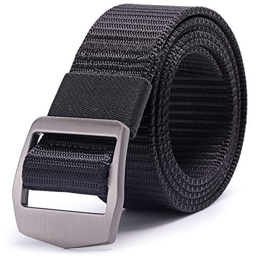AXBXCX Tactical Heavy Duty Reinforced Nylon Belt for Men 1.5