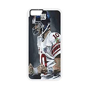 {Eli Manning Series} IPhone 6 Case the Best Quarterback in the Game Eli Manning, Cheap Case Bloomingbluerose - White