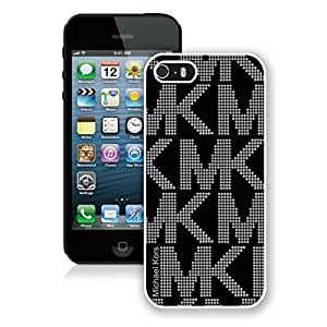 Lovely And Durable Designed NW7I 123 Case M&K White iPhone 5 Generation Phone Case For Cell Phone Case A2 002