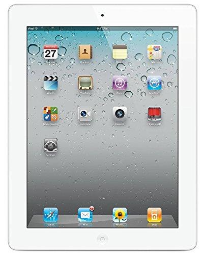 Apple iPad with Retina Display MD513LL/A (16GB, Wi-Fi, White) 4th Generation (Certified Refurbished)