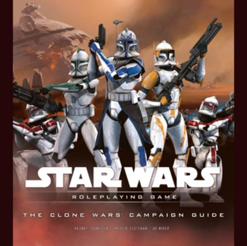 Clone Wars Campaign Guide Roleplaying product image