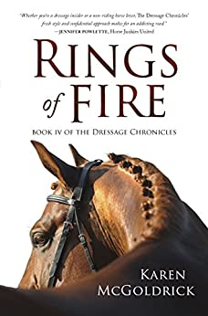 Rings Fire Book Dressage Chronicles ebook product image