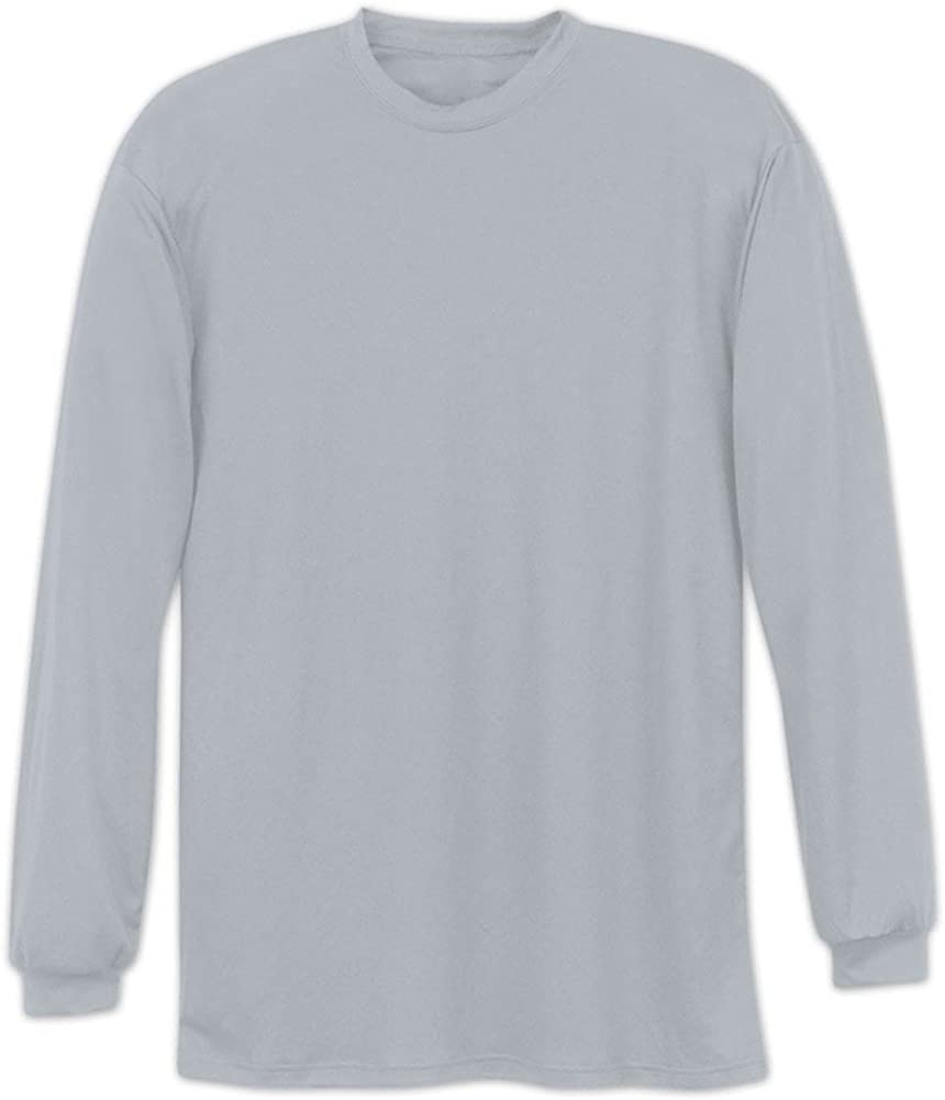 A4 Youth Long Sleeve Cooling Performance Tee (NB3165)