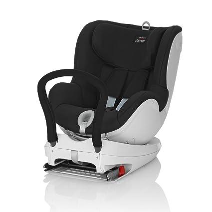578c13895 Britax Römer DUALFIX Group 0+ 1 (Birth-18kg) Car Seat - Cosmos Black ...