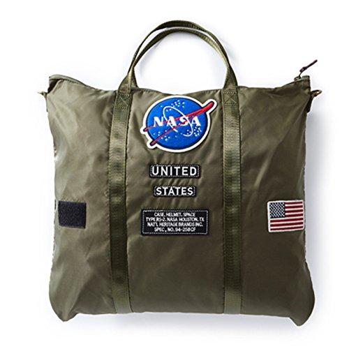 Red Canoe - NASA Helmet Bag | U-BAG-NASAHB-KI