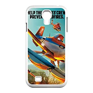 Planes Fire Rescue Samsung Galaxy S4 9500 Cell Phone Case White K2775306