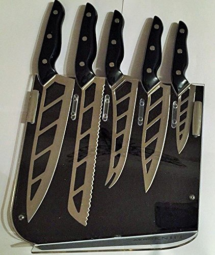 Knife Set Of 5- Five With Smart Stand - Ming Tsai Knives