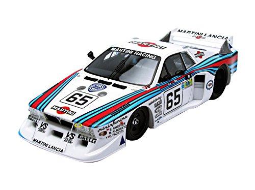 1/18 Lancia Beta Monte Carlo 8th Le Mans 1981 E.Cheever - M.Alboreto - C.Facetti #65 18S160