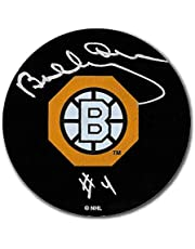 Bobby Orr Autographed 1967 Hockey Puck - Boston