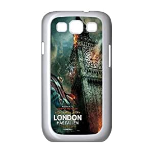 Cheap Samsung Galaxy S3 I9300 Case, London Has Fallen quote New Fashion Cover Case
