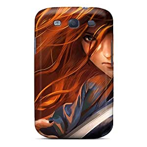 Special ScoDBke Skin Case Cover For Galaxy S3, Popular Kirri Phone Case