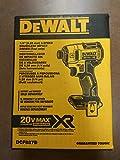 Dewalt DCF887B 20-Volt MAX XR Lithium-Ion