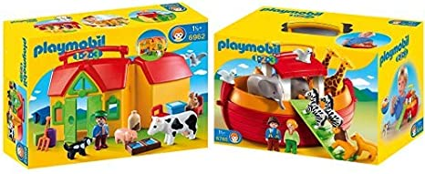 Mein Mitnehm-Bauernhof 6962 Playmobil