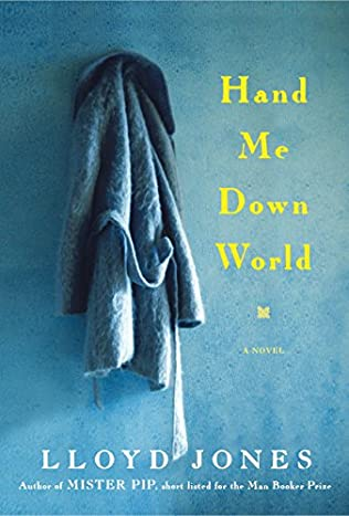 book cover of Hand Me Down World