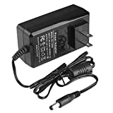 DC 12V 2A Power Supply Adapter (3.6ft Long), AC 100-240V to DC 12V Transformers,12 Volt 2 Amp Power Adaptor, 2.1mm X 5.5mm US Plug, UL Listed FCC For Sale