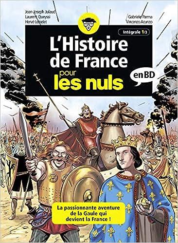 Amazon Fr L Histoire De France Pour Les Nuls En Bd