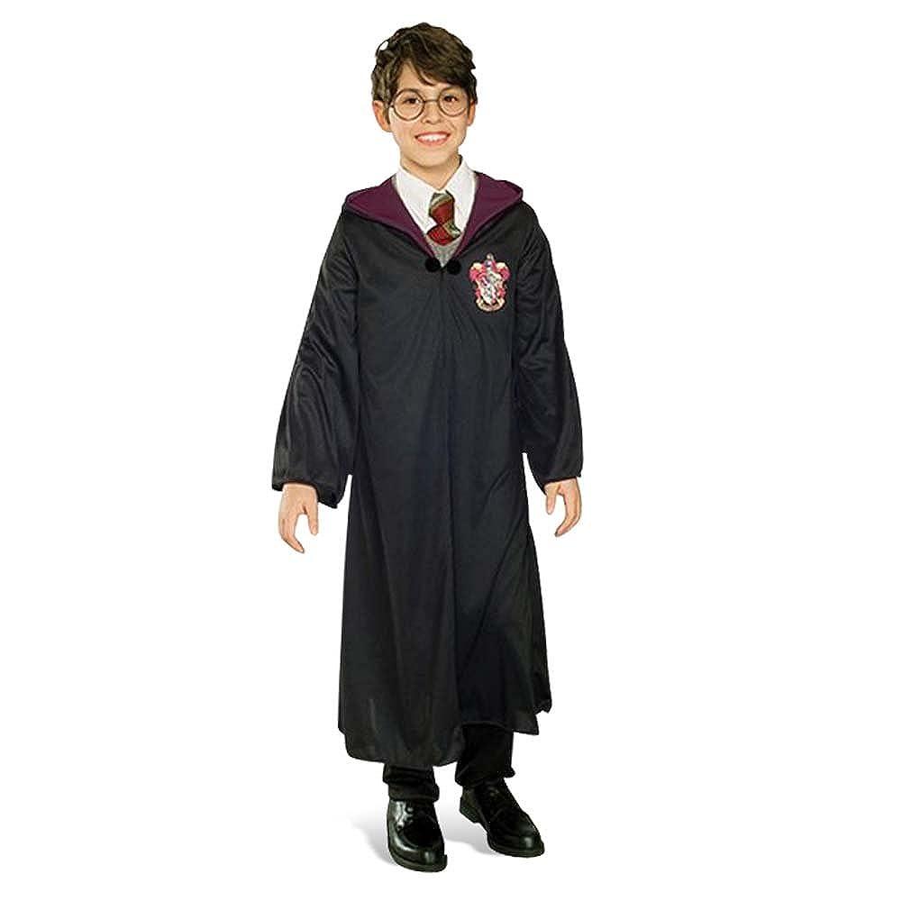 HARRY POTTER - Gryffindor Robe Disfraz - niños: Amazon.es: Ropa y ...