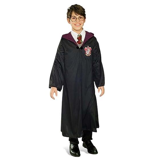 8975262f6 Harry Potter - Gryffindor Robe Fancy Dress Costume - Children - M: Amazon.co .uk: Clothing