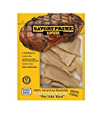 Savory Prime Rawhide Chips, 4-Ounce For Sale
