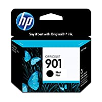 Cartucho de tinta negra HP 901 (CC653AN) para HP Officejet 4500 J4540 J4550 J4580 J4680