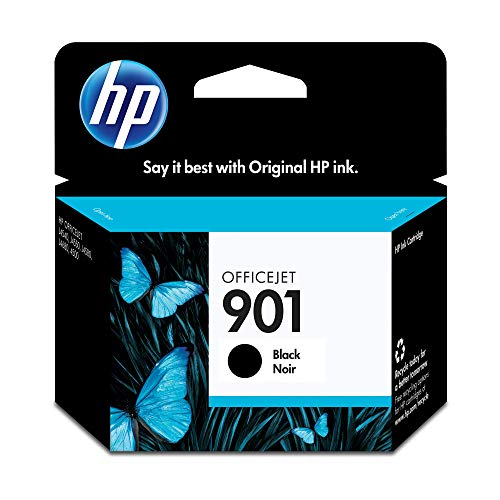 HP 901 Black Ink Cartridge (CC653AN)