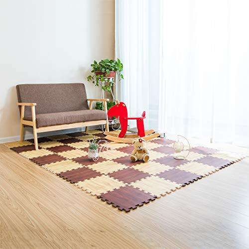 7d7933f12256 SHOPUS | SUPERJARE 16 Tiles (16 Tiles = 16 sq.ft) Eva Foam ...